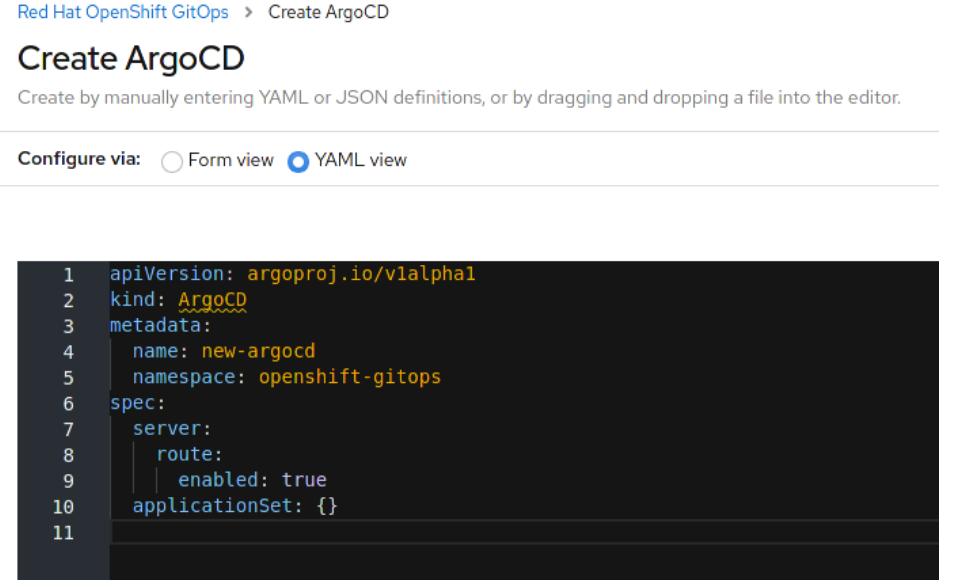 Create-ArgoCD
