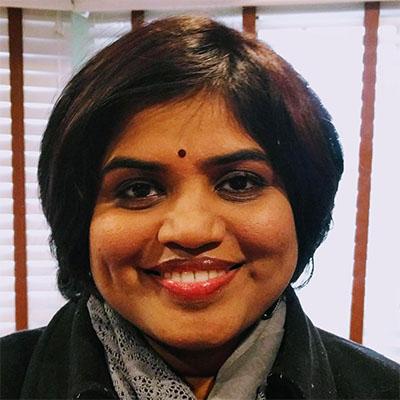 Anandhi Navaneethakr