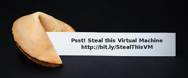 http://bit.ly/StealThisVM