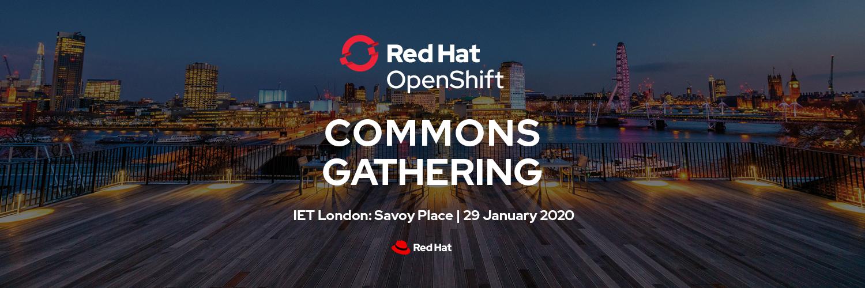 OpenShift Commons London