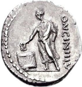 Roman Election Coin