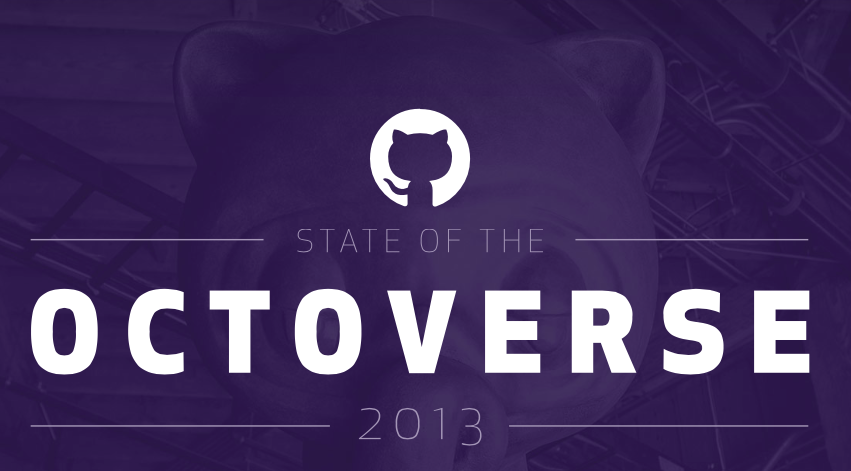 GitHub State of the OctoVerse 2013