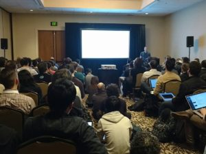 Red Hat's Clayton Coleman presents StatefulSets at KubeCon 2016.