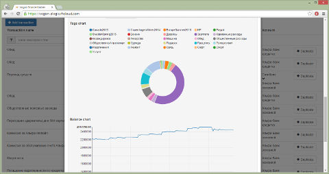 Learn more about Vogon Finance Tracker in our App Gallery