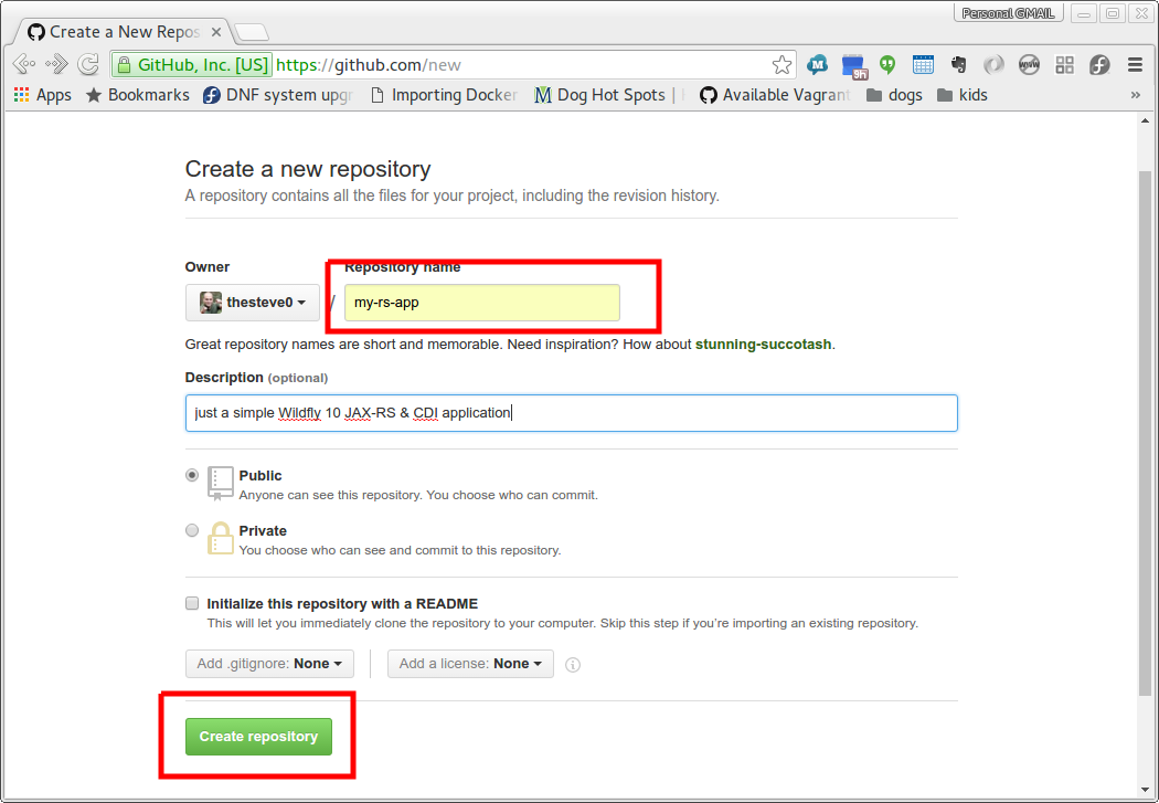 github-new-repository-details