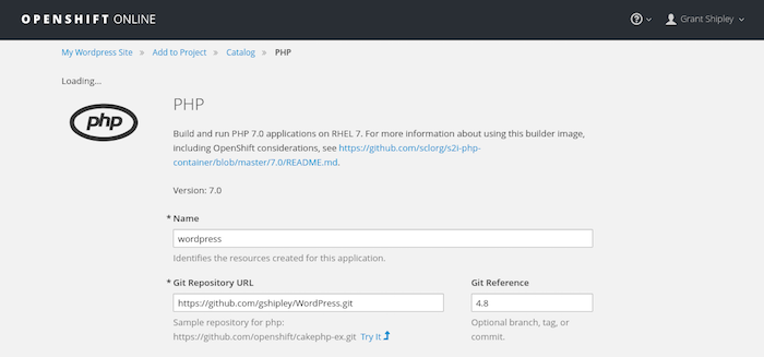 PHP advanced options