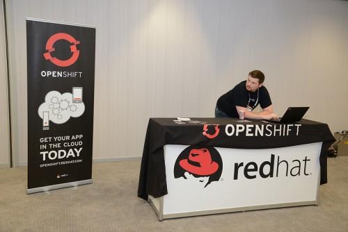OpenShift at LinuxCon EU 2014