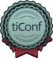 OpenShift ticonf logo