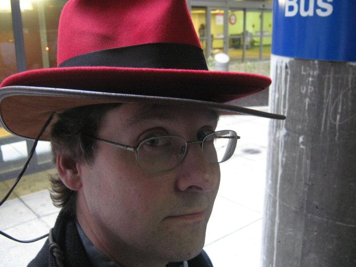 Meet Mark Lamourine OpenShift's Thor Guru Picture
