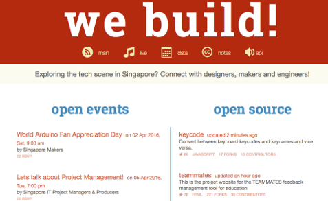 Learn more about We Build in our App Gallery