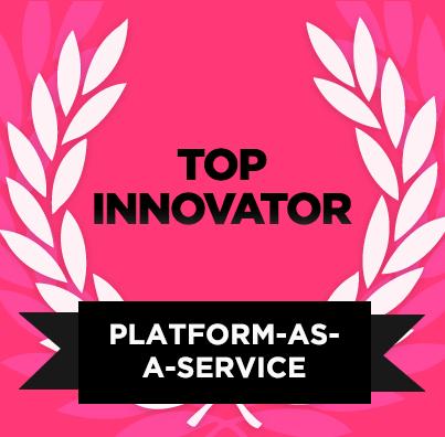 DeveloperWeek 2014 Innovator Award - Platform as a Service