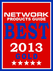 2013 Network Products Guide: Platform as a Service Gold Winner