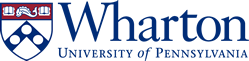 logo: Wharton School of the University of Pennsylvania