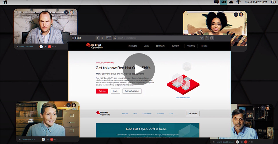 OpenShift Innovation without limitation video