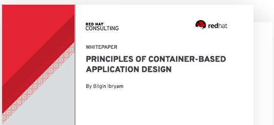 Principles of container-based application design whitepaper screenshot