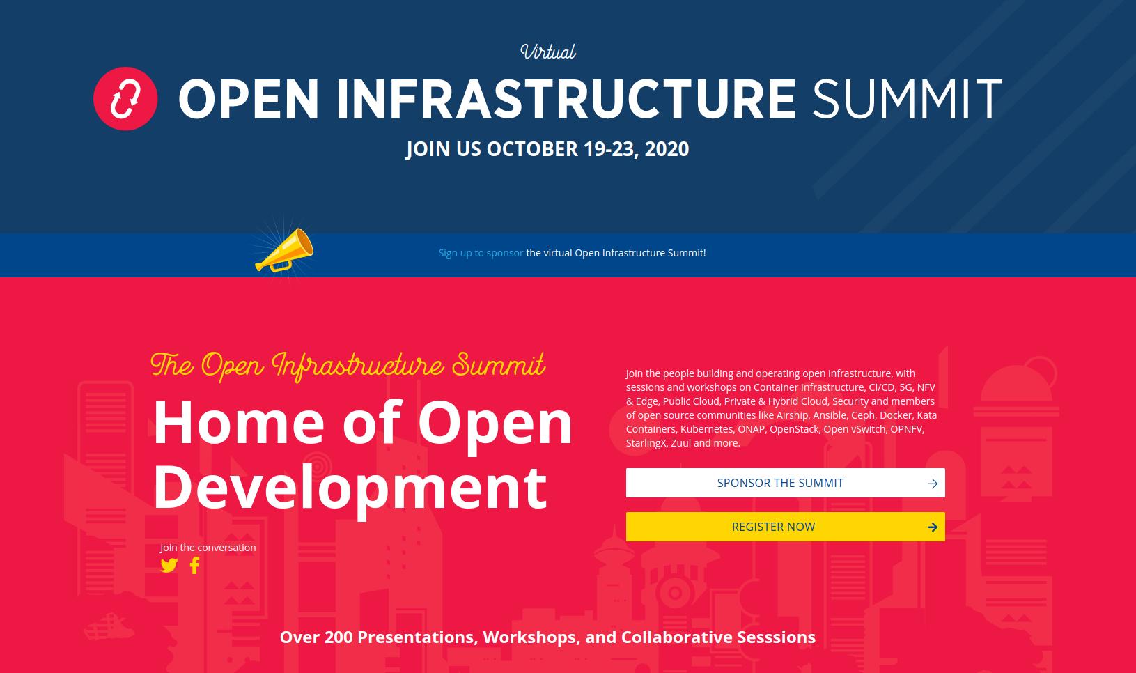 openinfrastructuresummit