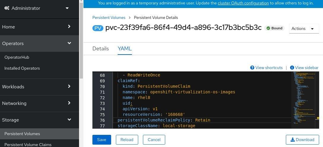pv-edit-yaml