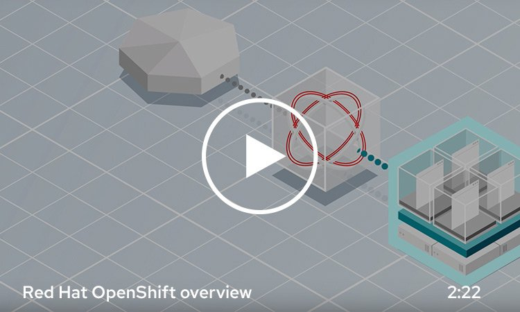 Red Hat OpenShift overview video